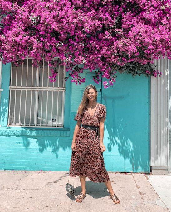 Salomé, guide Los Angeles Off Road - Visites guidées du Los Angeles insolite