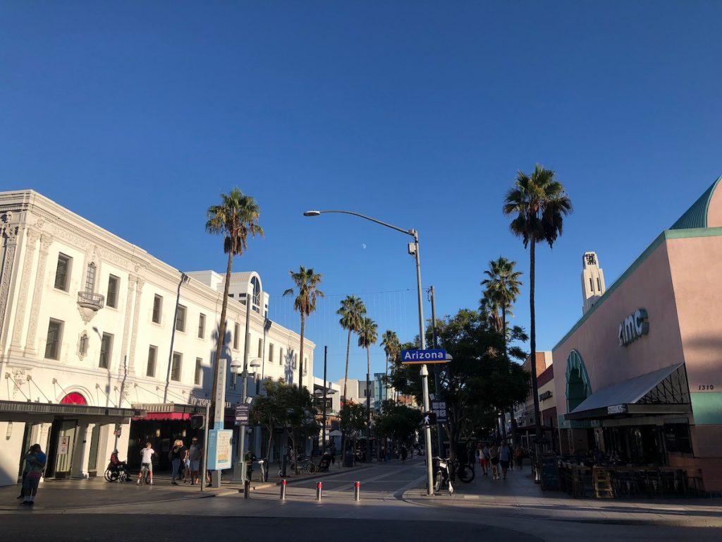 Los Angeles Off Road Santa Monica