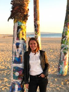 Elise, fondatrice de Los Angeles Off Road - Visites guidées du Los Angeles insolite