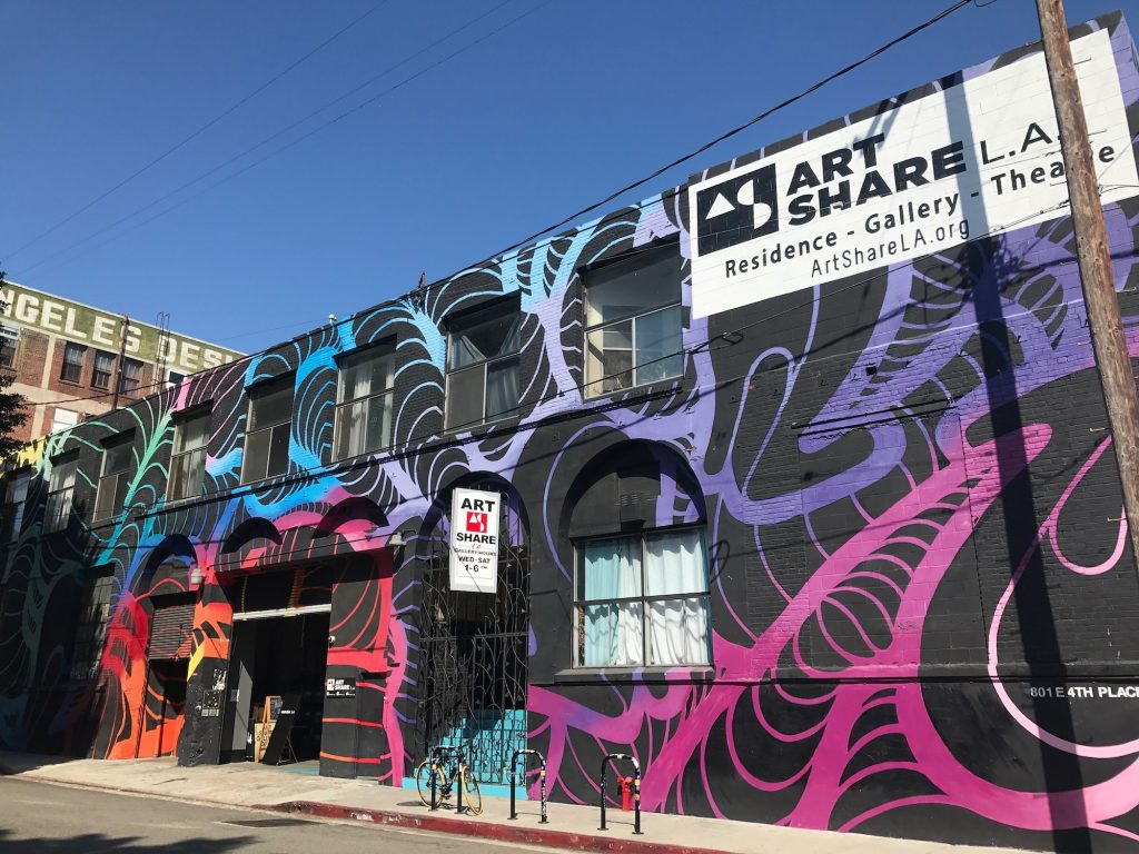 Art District Los Angeles