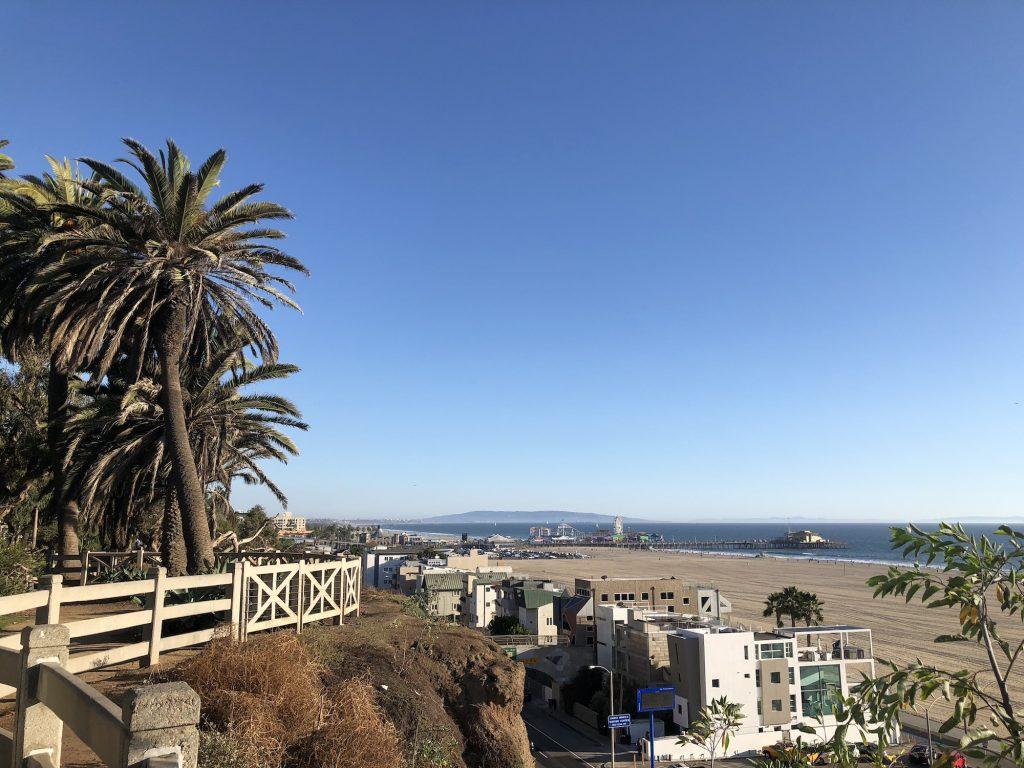 Venice Beach et Santa Monica