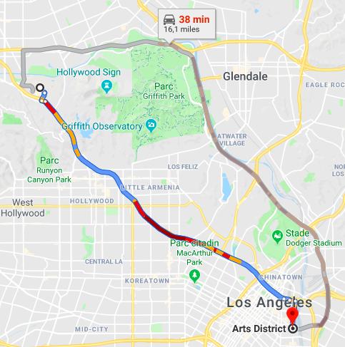 Les applications de voyage indispensables pour un séjour à Los Angeles