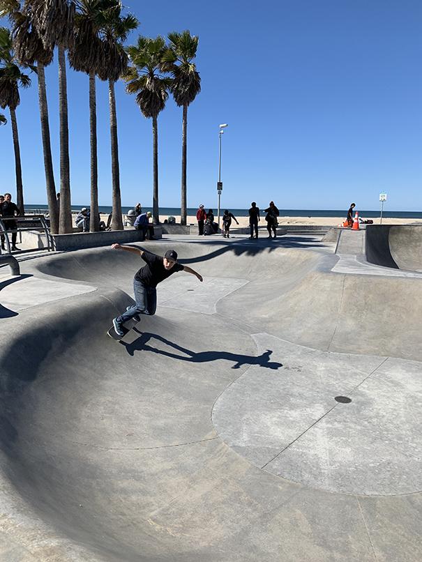 SkateparkVeniceBeach