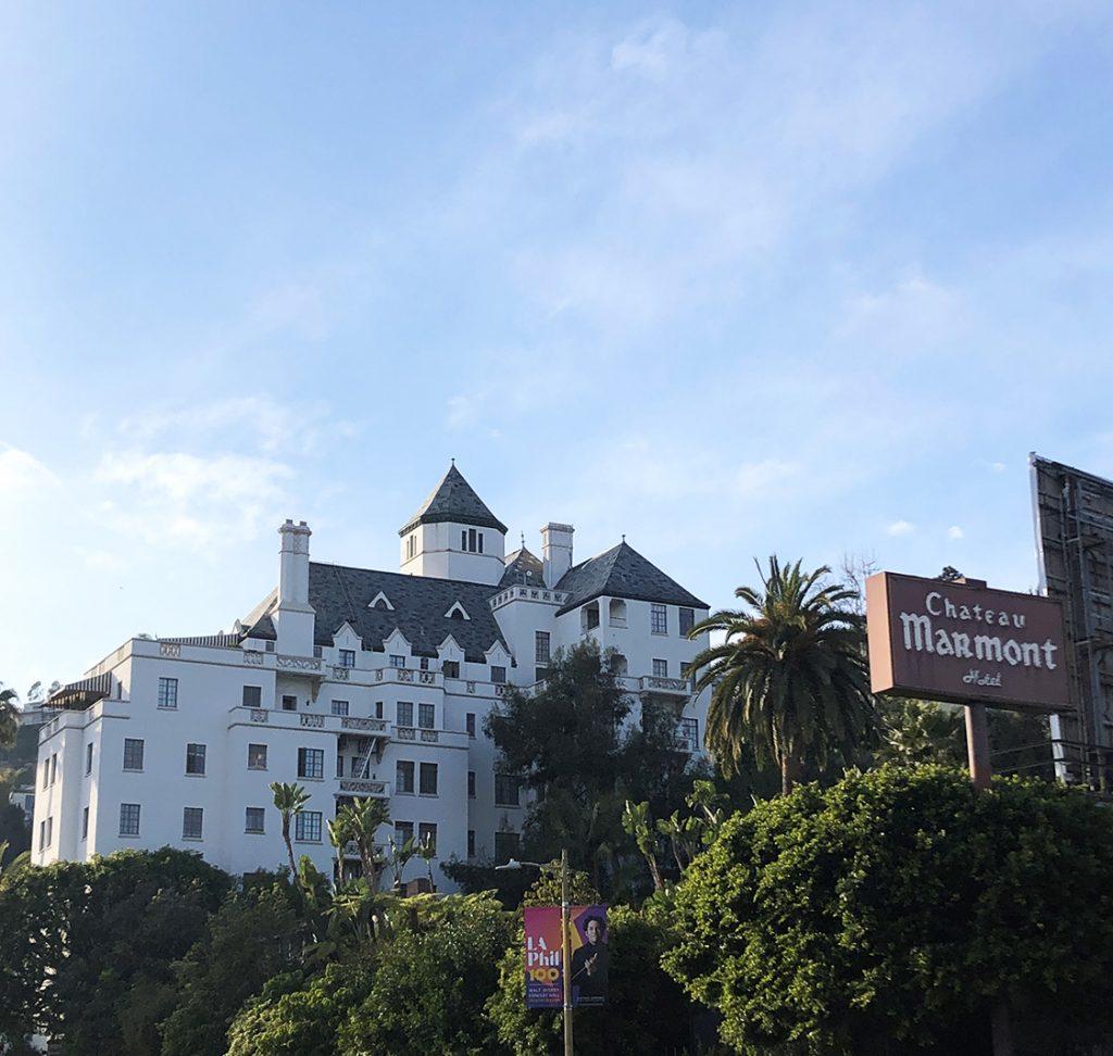 Chateau Marmont La La Land