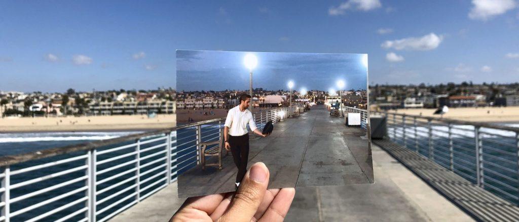La La Land Hermosa Beach Pier filmtourismus